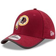 Adult New Era Washington Redskins 39THIRTY Training Flex-Fit Cap