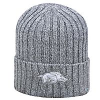 Adult Top of the World Arkansas Razorbacks Two Below Beanie