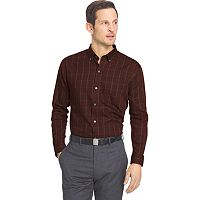 Big & Tall Van Heusen Classic-Fit Non-Iron Button-Down Shirt