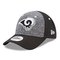 Adult New Era Los Angeles Rams 9FORTY The League Shadow Adjustable Cap