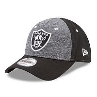 Adult New Era Oakland Raiders 9FORTY The League Shadow Adjustable Cap