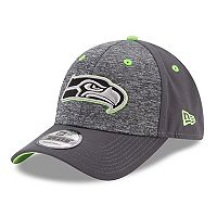 Adult New Era Seattle Seahawks 9FORTY The League Shadow Adjustable Cap