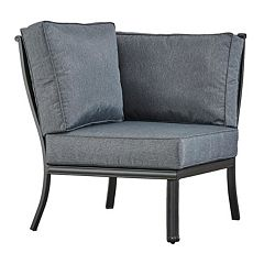 HomeVance Borego Corner Patio Chair