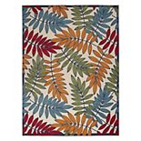Nourison Aloha Great Vines Indoor Outdoor Rug