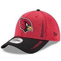Adult New Era Arizona Cardinals 9FORTY Speed Tech Adjustable Cap