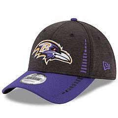 Adult New Era Baltimore Ravens 9FORTY Speed Tech Adjustable Cap
