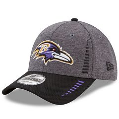 Adult New Era Baltimore Ravens 9FORTY Speed Tech Adjustable Cap