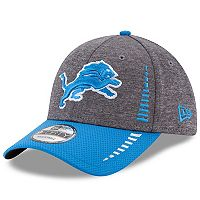 Adult New Era Detroit Lions 9FORTY Speed Tech Adjustable Cap