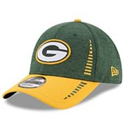 Adult New Era Green Bay Packers 9FORTY Speed Tech Adjustable Cap