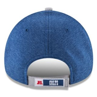Adult New Era Indianapolis Colts 9FORTY Speed Tech Adjustable Cap