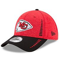Adult New Era Kansas City Chiefs 9FORTY Speed Tech Adjustable Cap