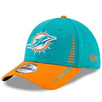 Adult New Era Miami Dolphins 9FORTY Speed Tech Adjustable Cap