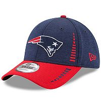 Adult New Era New England Patriots 9FORTY Speed Tech Adjustable Cap