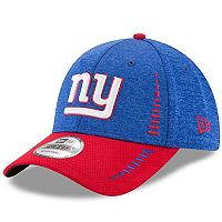 Adult New Era New York Giants 9FORTY Speed Tech Adjustable Cap