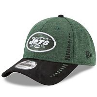 Adult New Era New York Jets 9FORTY Speed Tech Adjustable Cap