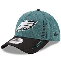 Adult New Era Philadelphia Eagles 9FORTY Speed Tech Adjustable Cap