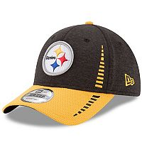 Adult New Era Pittsburgh Steelers 9FORTY Speed Tech Adjustable Cap