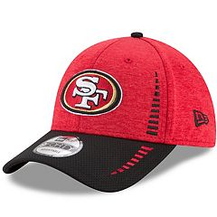 Adult New Era San Francisco 49ers 9FORTY Speed Tech Adjustable Cap