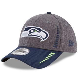 Adult New Era Seattle Seahawks 9FORTY Speed Tech Adjustable Cap