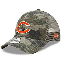 Adult New Era Chicago Bears 9FORTY Camo Snapback Cap