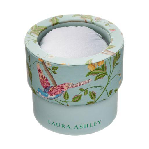 Laura Ashley Women's Square Cuff Watch
