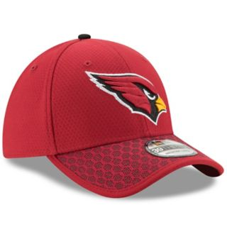 Adult New Era Arizona Cardinals 39THIRTY Sideline Fitted Cap