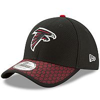 Adult New Era Atlanta Falcons 39THIRTY Sideline Fitted Cap