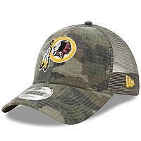 Adult New Era Washington Redskins 9FORTY Camo Snapback Cap