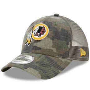 Adult New Era Washington Redskins 9FORTY Camo Snapback Cap
