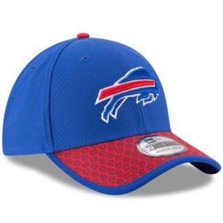 Adult New Era Buffalo Bills 39THIRTY Sideline Fitted Cap
