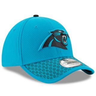 Adult New Era Carolina Panthers 39THIRTY Sideline Fitted Cap