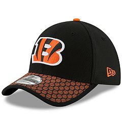 Adult New Era Cincinnati Bengals 39THIRTY Sideline Fitted Cap