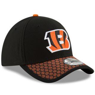 Adult New Era Cincinnati Bengals 39THIRTY Sideline Fitted Cap