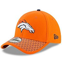 Adult New Era Denver Broncos 39THIRTY Sideline Fitted Cap