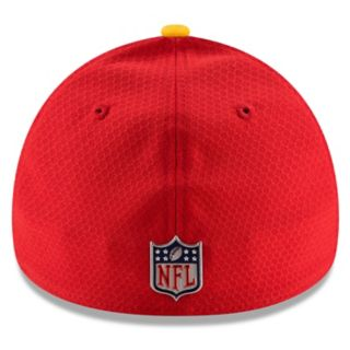 Adult New Era Kansas City Chiefs 39THIRTY Sideline Fitted Cap