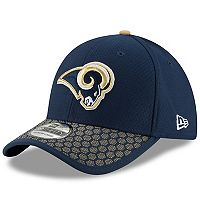Adult New Era Los Angeles Rams 39THIRTY Sideline Fitted Cap