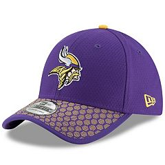 Adult New Era Minnesota Vikings 39THIRTY Sideline Fitted Cap
