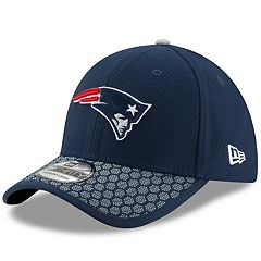 25e246eb258 Adult New Era New England Patriots 39THIRTY Sideline Fitted Cap