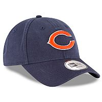 Adult New Era Chicago Bears 49FORTY Core Flex-Fit Cap