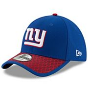 fc7494d739f Adult New Era New York Giants 39THIRTY Sideline Fitted Cap