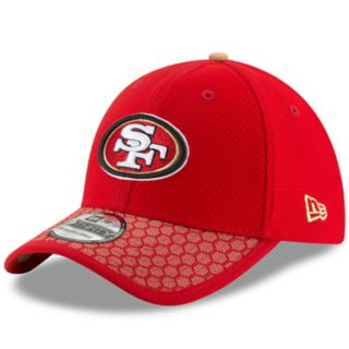 Adult New Era San Francisco 49ers 39THIRTY Sideline Fitted Cap