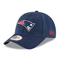 Adult New Era New England Patriots 49FORTY Core Flex-Fit Cap