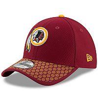 Adult New Era Washington Redskins 39THIRTY Sideline Fitted Cap