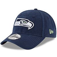 Adult New Era Seattle Seahawks 49FORTY Core Flex-Fit Cap