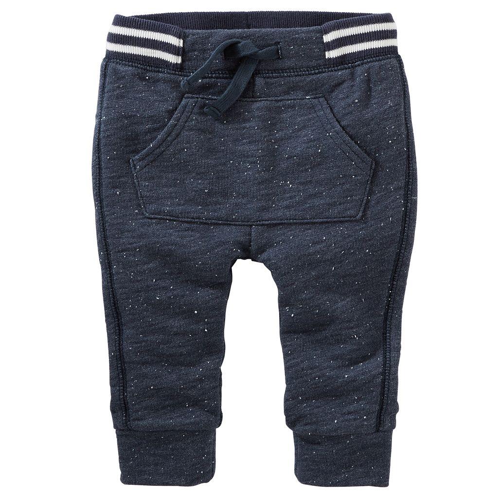 Baby Boy OshKosh B'gosh® Pull On French Terry Jogger Pants