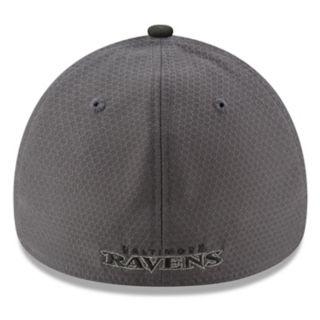 Adult New Era Baltimore Ravens 39THIRTY Sideline Flex-Fit Cap