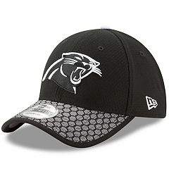 Adult New Era Carolina Panthers 39THIRTY Sideline Flex-Fit Cap