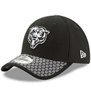 Adult New Era Chicago Bears 39THIRTY Sideline Flex-Fit Cap