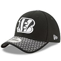 Adult New Era Cincinnati Bengals 39THIRTY Sideline Flex-Fit Cap