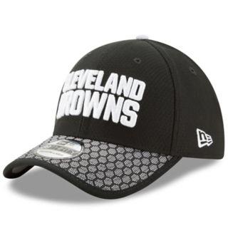 Adult New Era Cleveland Browns 39THIRTY Sideline Flex-Fit Cap